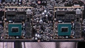 Pascal-Chips auf dem Drive PX 2