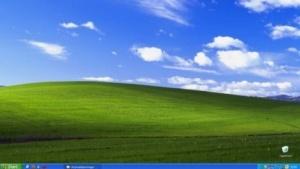 Die grüne Hölle von Windows XP. Wer erinnert sich nicht?