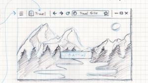 Mozilla-Entwickler experimentieren mit Ideen für eine neue Oberfläche.