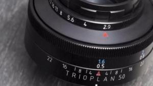 Meyer-Optik Trioplan f2.9/50