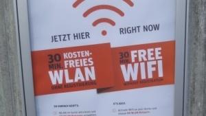 Freies WLAN - in Deutschland immer noch Mangelware