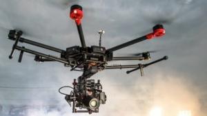 Der neue M600 Hexacopter mit dem Ronin MX