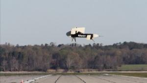 Drohne Lightning Strike: experimenteller Senkrechtstarter
