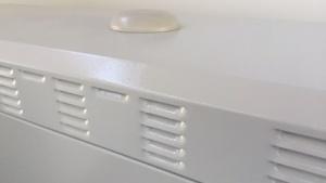 Die WiFi-Haube für den grauen Kasten