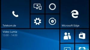 Neues Insider Build von Windows 10 Mobile