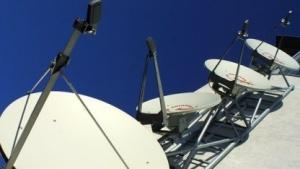 TV-Signalzuführung bei RFT