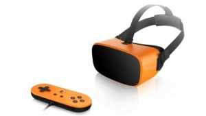 Das Neo genannte VR-Headset