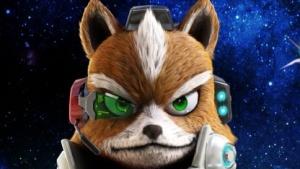 Artwork von Star Fox Zero