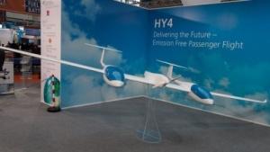 Brennstoffzellenflugzeug HY4: regionale Flüge mit Passagieren