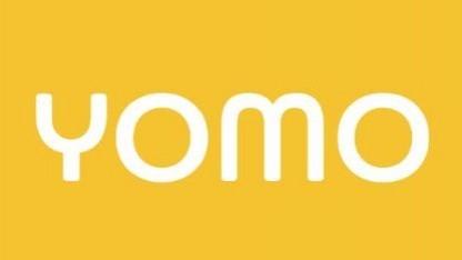 Das Logo von Yomo ist auf der Website bereits zu finden.