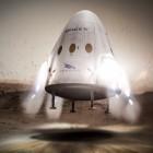 Dragon: SpaceX macht mobil für den Mars