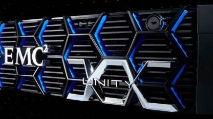 Unity ermöglicht große Speicherkapazitäten und setzt dabei größtenteils auf TLC-Speicher.