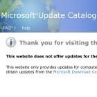 Microsoft Patchday: Das Download-Center wird nicht mehr alle Patches bieten
