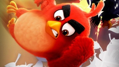 Artwork von Angry Birds Action