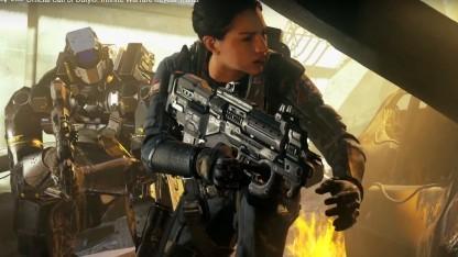Trailer von Call of Duty: Infinite Warfare