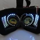 Virtual Reality: 80 Leuchtdioden gegen Übelkeit