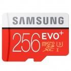 Micro-SD Evo Plus: Samsung packt 3D-NAND in eine 256-GByte-Speicherkarte