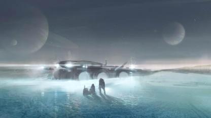 Artwork von Mass Effect Andromeda