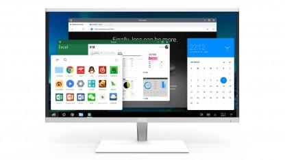 Der von Jide und AOC entwickelte All-in-One-PC mit Remix OS