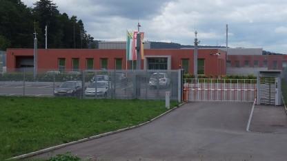 Ein Swift-Rechenzentrum in Diessenhofen