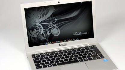 Das Tuxedo Infinitybook ist ein Ultrabook mit voller Linux-Unterstützung.