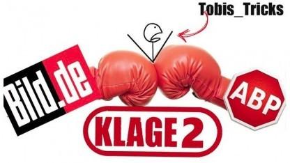 Youtuber Richter braucht Geld für die nächste Runde im Streit gegen Bild.de.