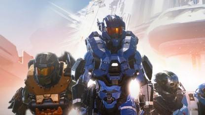 Artwork von Halo 5 Guardians