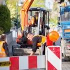 Glasfaser: Telekom beklagt begrenzte Tiefbaukapazität in Deutschland
