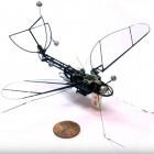 Robotik: Harvard-Forscher entwickeln Roboschmetterling