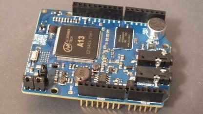 Movi-Shield für den Arduino