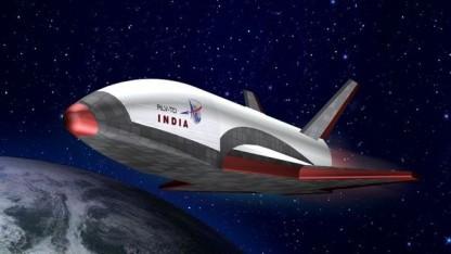 Indischer Raumgleiter RLV: günstiges Raumfahrzeug
