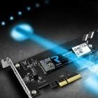 Toshiba OCZ RD400: Schnelle Consumer-M.2-SSD mit Extender-Karte