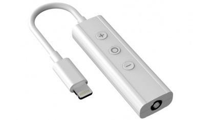 iphone 7 erste kopfh rer adapter f r lightning auf klinke. Black Bedroom Furniture Sets. Home Design Ideas