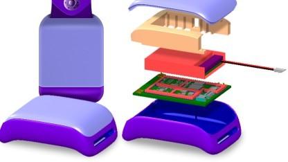 Das Tracking-Modul nutzt den Snapdragon Wear 1100.