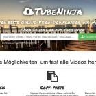 Tubeninja: Youtube fordert Streamripper zur Schließung auf