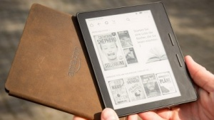Amazons Kindle Oasis ist mit 290 Euro ein sehr teurer E-Book-Reader.
