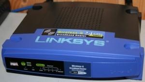 Der Linksys-Router WRT54G war der Beginn der Entwicklung von OpenWRT.
