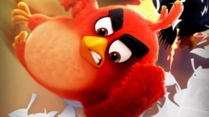 Artwork von Angry Birds Action