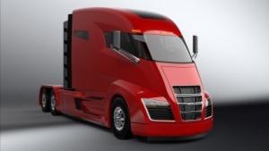 Elektrotruck Nikola One: Nikola Motor Company will die Marktführer überholen.