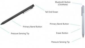 Stiftdesignvorschläge von Microsoft