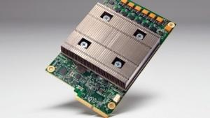 Klein aber kräftig - die TPUs von Google beschleunigen maschinelles Lernen.