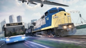 Artwork von Transport Fever