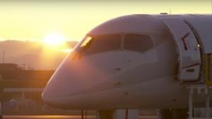 Zunächst sollen zwei Regionalflugzeuge mit Turbofans auf den Markt kommen.