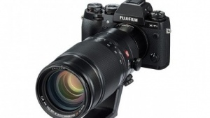 Fujifilm XF2X TC WR Telekonverter an XF50-140mm-Objektiv