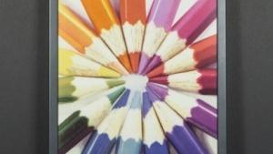Farbiges E-Paper: weniger Punkte als der kleine Kindle