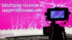 Hauptversammlung der Deutschen Telekom