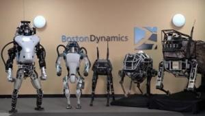 Roboter von Boston Dynamics: vom Mobilfunk- zum Technologie- und Robotikkonzern