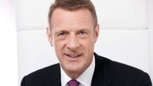 Niek Jan van Damme - Chef der Telekom Deutschland
