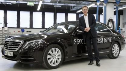 Mercedes-Entwickler Ralf Herrtwich