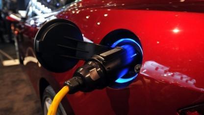 Elektroautos stehen praktisch zwangsläufig vor dem Durchbruch.